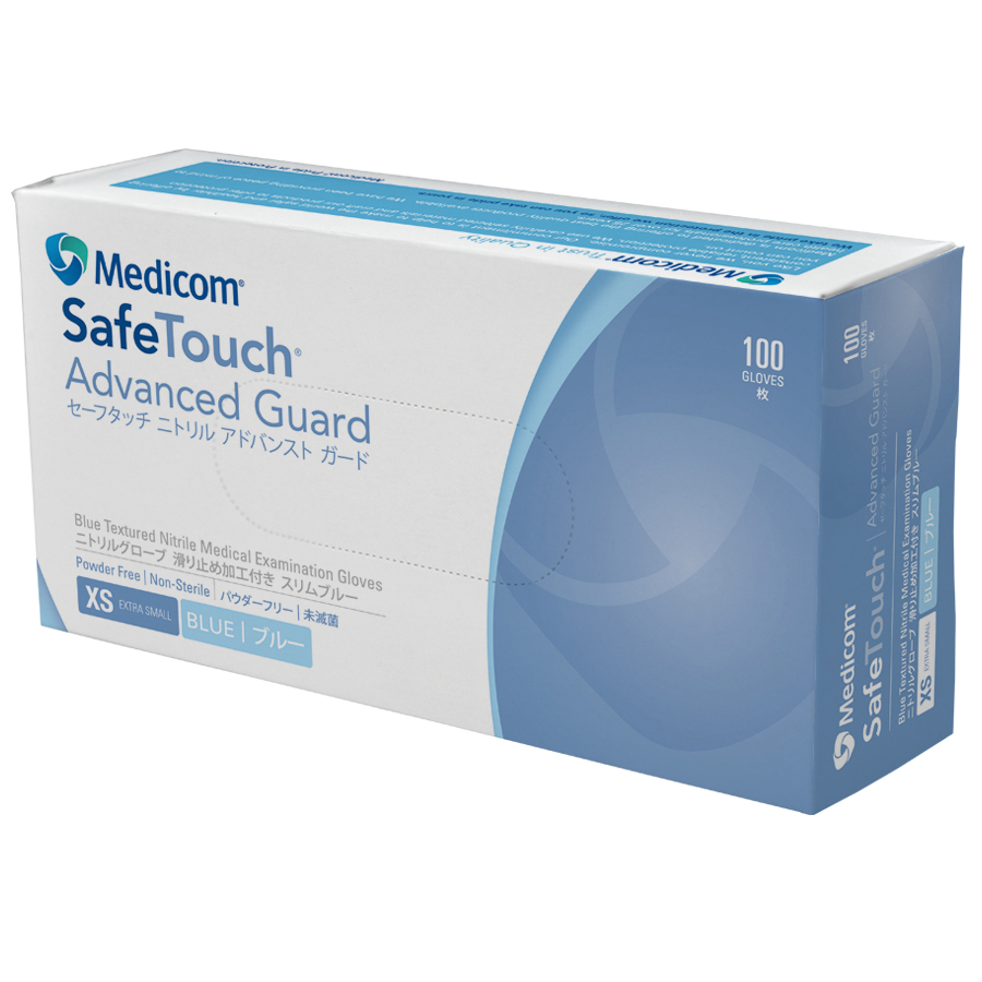 SafeTouch® Advanced Guard 加厚型丁腈手套 Image