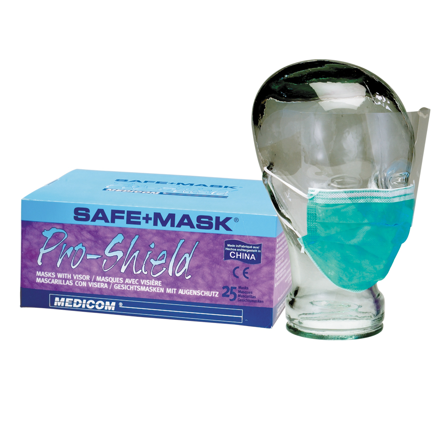 Safe+Mask® 面罩口罩 Image