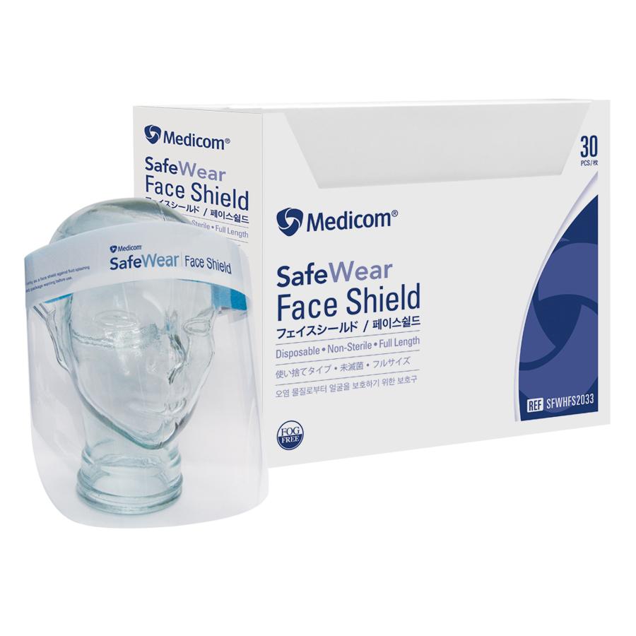 SafeWear® 醫療防護面罩 Image