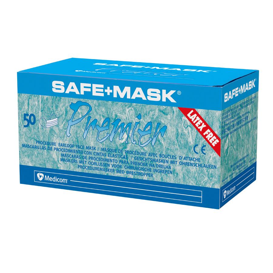 Safe+Mask® Premier 三層醫療防護口罩 Image