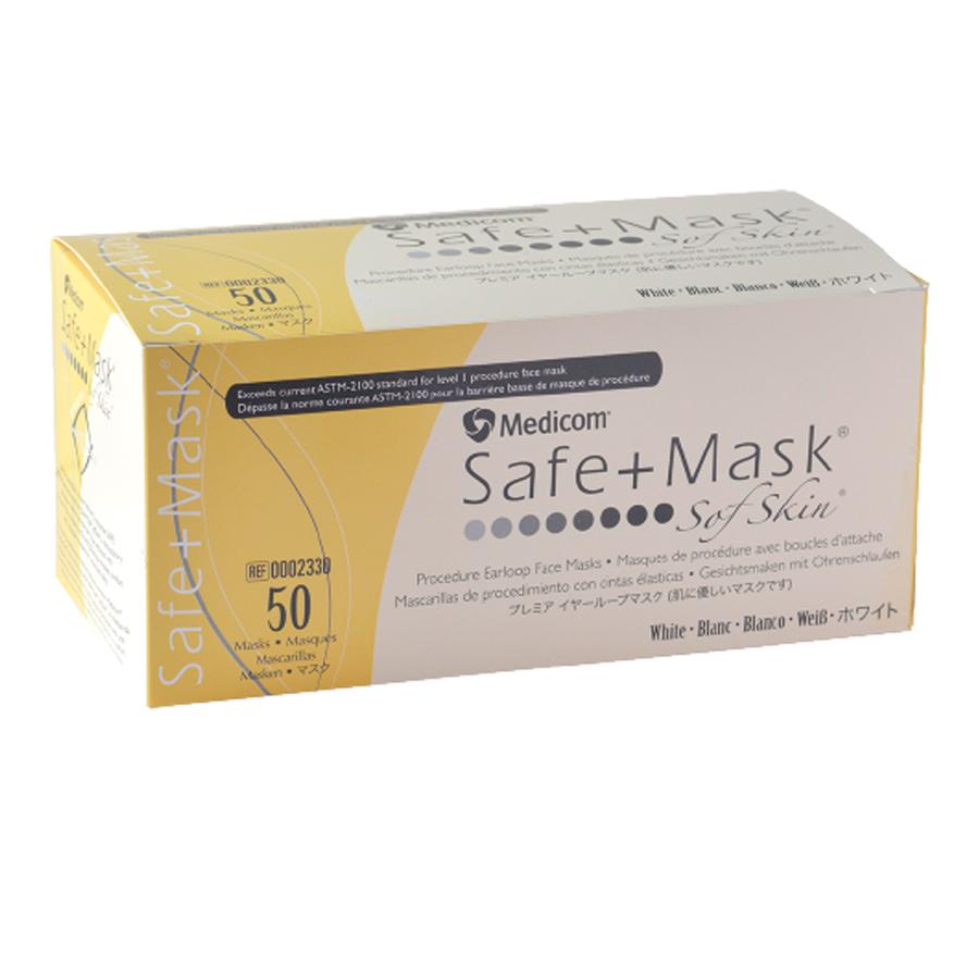 Safe+Mask® SofSkin三層防敏感型醫療口罩 Image