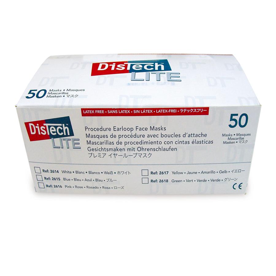 Distech™ Lite 三層耳掛口罩 Image