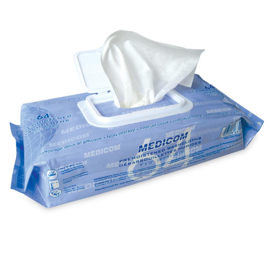 Medicom® 蘆薈濕紙巾 Image