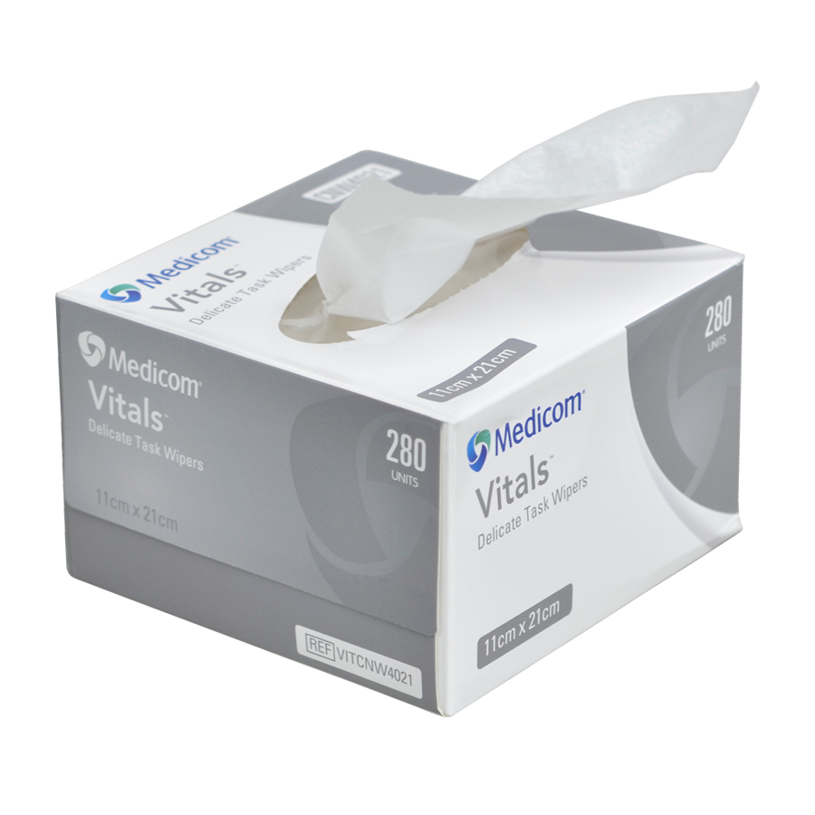 Vitals™ 低塵擦拭紙 Image