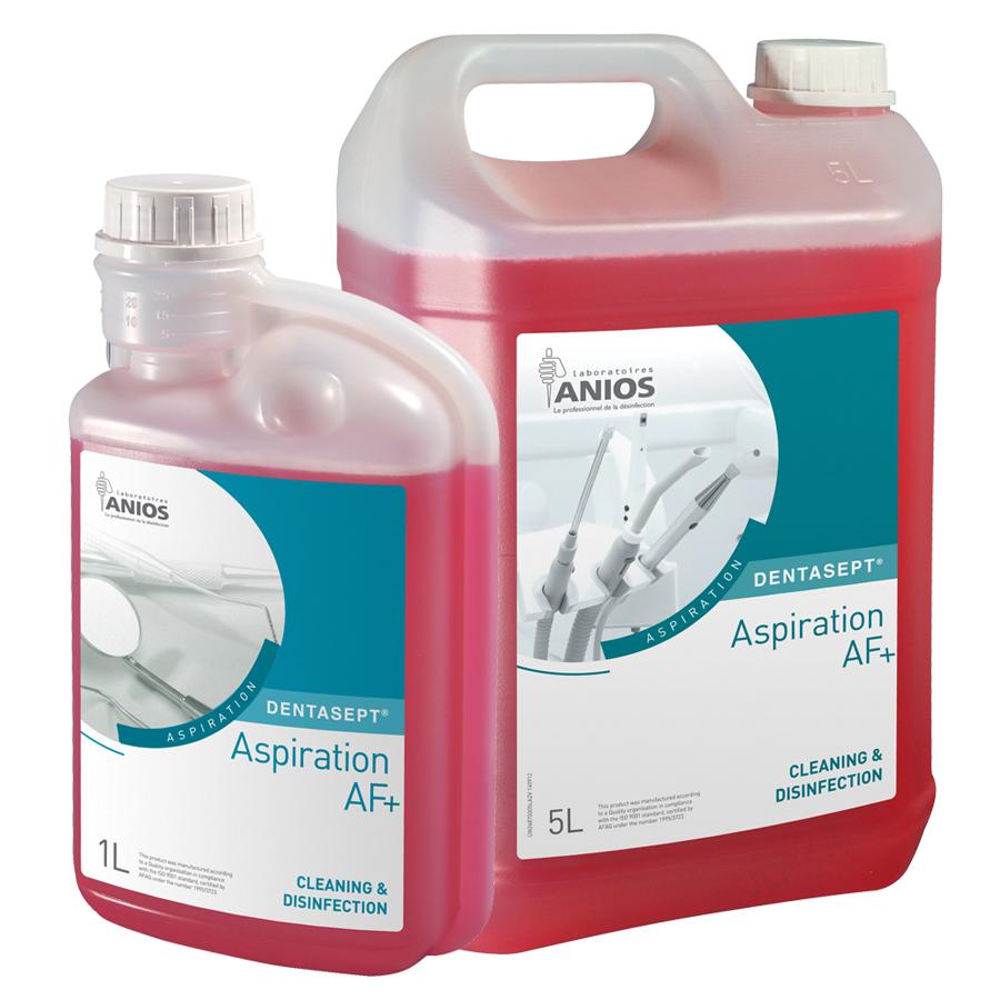 DENTASEPT® Aspiration AF+ 管路清潔消毒劑 Image