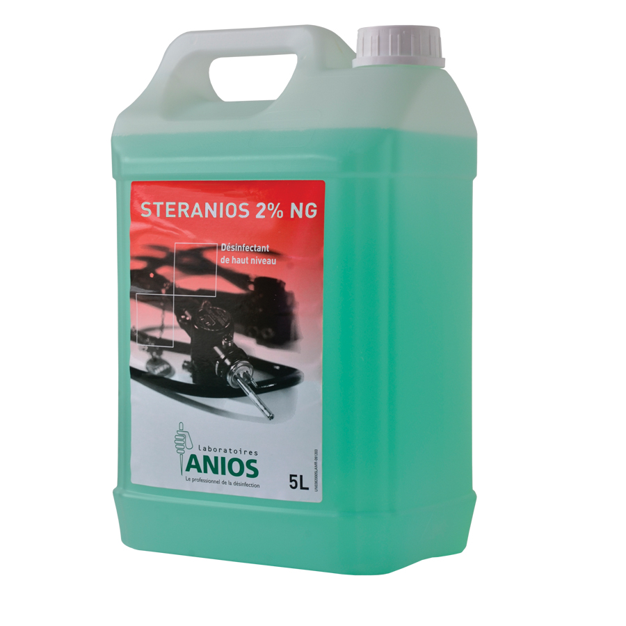 STERANIOS 2% NG 高層次消毒劑(戊二醛) Image
