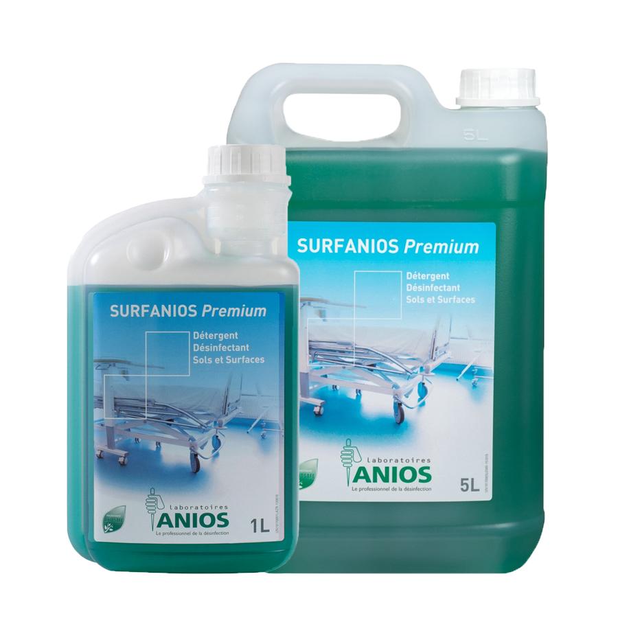 Surfanios Premium 地面清潔消毒劑 Image